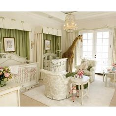 Whose nursery is this?