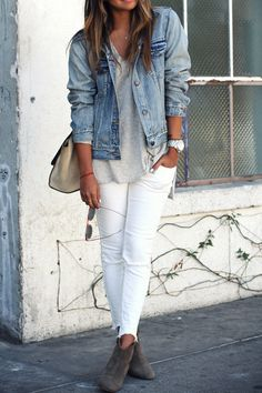 3e5d014856f 20 Best Ankle Boots   Skinny Jeans images