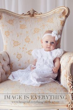 Angelic Christening ~ NJ Baptism Portrait Photographer
