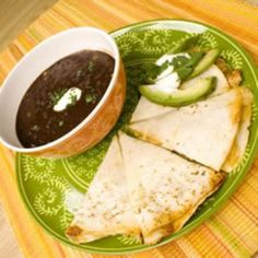 pico de gallo chicken quesadillas