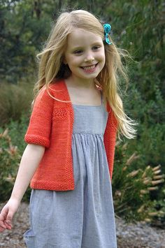 Gwen has requested this cardigan...need to just grow more sets of arms.