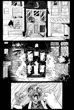 The Last Halloween- Abby Howard. Read this. All of this. Then catch up on this serial web comic every Wednesday and revel in the glorious repartee matched with tremendous black and white graphics.