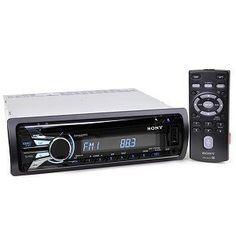 Car Stereo!!!! I haven't had real music in my car for 2 years! Break the cycle! This one has Pandora! ----$79.95 Amazon.com: Sony CDXGT565UP CD Receiver with Pandora Link: Car Electronics