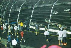 Turn 4 wreck Richmond International, Chevrolet Monte Carlo, Wrestling, Sports, Lucha Libre, Hs Sports, Sport