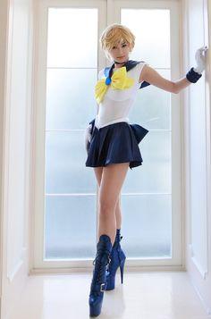 [-aira- ] 美少女戦士セーラームーン: セーラーウラヌス - コスプレCure