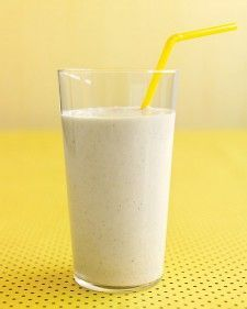 Belly Fat Burning Smoothie: Banana Oatmeal