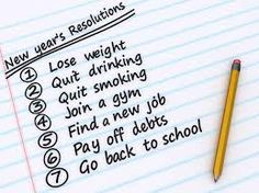 5 Ways to Make Your New Years Resolution Stick