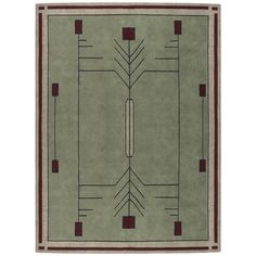 Stickley area rug - Prairie