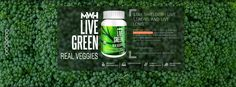 Liver Detoxification Supplements - https://www.mywishhub.com/dietary-supplements/live-green/real-veggies.html