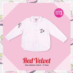 oleksi terbaru - Red Velvet Koleksi baju terbaru dengan model trendy dan bahan yang nyaman digunakan bisa bunda dapatkan hanya dengan setengah harga loh! mau tau cara dapetinnya? Yuk belanja sekarang juga hanya di www.jsp962.com