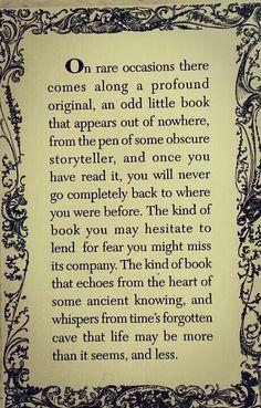 An odd little book. https://vr2.verticalresponse.com/s/bookblog