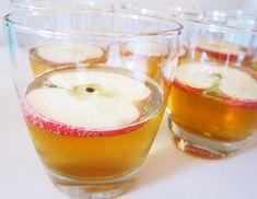 #Homemade Sparkling Apple Juice #recipe #autmn #fall