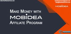 Make Money with Mobidea Affiliate Program  Join Mobidea, a great way to monetize a blog. You can make a handsome amount of Money with Mobidea Affiliate Program.Click here to know more: http://www.seoramanarora.com/money-with-mobidea-affiliate-program/  For Contact to get more information: Visit our Website: http://www.seoramanarora.com Download our app: https://play.google.com/store/apps/details?id=com.webtunix.seoramanarora&hl=en  Facebook Page: https://www.facebook.com/seoramanarora/