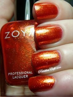 Zoya Irresistible Collection 2013 AMY | Pointless Cafe