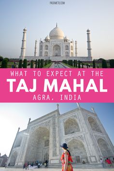 The Taj Mahal is as magnificent as everyone says. Discover for yourself why this UNESCO World Heritage site and World Wonder has captured the hearts of everyone who visits // via @packmeto