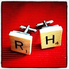 Check out these 18 DIY projects that you can make with scrabble tile. These scrabble tile DIY projects would make great gifts and fun decor for your home! 18 Clever Scrabble Tile DIY Projects via Scrabble Tile Crafts, Scrabble Art, Wholesale Gold Jewelry, Viral Marketing, Handmade Wire, Fun Activities For Kids, Diy For Kids, Gifts For Dad, Cufflinks