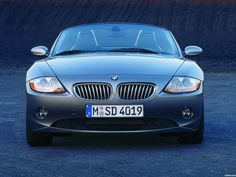 BMW z4 e85 2002 2008