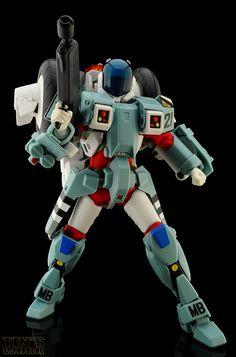 Robotech Cyclone Ride Armor VR-060-S Figure
