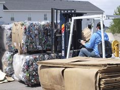business recycling or recycling jobs