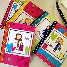 Diy back to school : DIY Make Cute Mini Notebooks with Paper Scraps