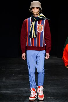 Walter Van Beirendonck Fall 2014 Menswear - Collection - Gallery - Style.com