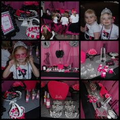 Barbie party...