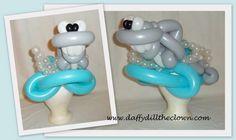 Shark Balloon Hat