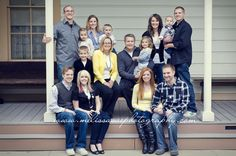 Melissa Sue Photography - Newborn, Family and Children Utah Photographer: Extended Families