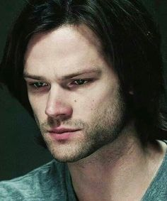 Sam Winchester- Silently mad Title: Slightly mad Pairings: Sam Winchester x sister reader Word Warnings: This one might be a little weird since she goes mad and refers to herself in third. Castiel, Jared Padalecki Supernatural, Supernatural Gifs, Jensen Ackles Jared Padalecki, Jensen And Misha, Supernatural Fanfiction, Sam Winchester Gif, Winchester Brothers, Sam Dean