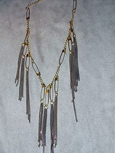 Smart n Snazzy: DIY- safety pin jewelry