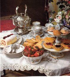 My favorite meal is afternoon tea.  via Howard Slatkin!  @TheDailyBasics loves!