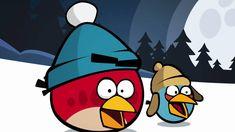 Angry Birds - Season's Greedings!  I love this video.