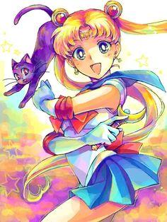 Foto: En el nombre de la luna #SailorMoon