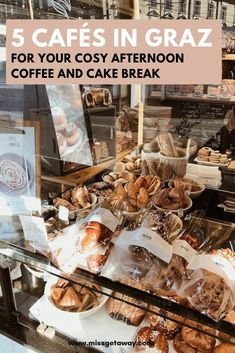 Five of the best cafés in Graz for your cosy afternoon coffee and cake break. Including tipps on where to find the best Wi-Fi to work on your laptop, where to get the best gluten-free cake in Graz and which coffee is the best. Austria Food, Austria Travel, Hipster Coffee Shop, Best Coffee Shop, Innsbruck, Best Brunch Places, Austria Winter, Graz Austria, Fairytail