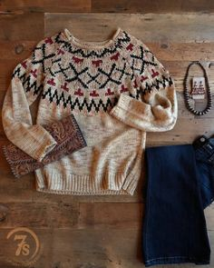 This ones got all the retro cozy winter feels we love! #sowarm #newarrival #savannah7s #style