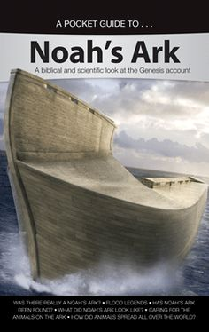 Answers in Genesis:  Noah's Ark Pocket Guide + many additional supports for all types of issues related to the Bible, creation vs evolution, etc.   Great resource to have on hand!