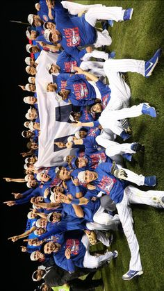 Chicago Cubs Win NLCS. October 22, 2016.