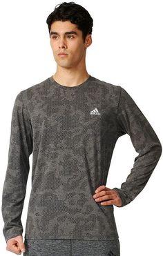 Men's adidas Camouflage Burnout Tee