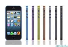 Goophone i5S: new Chinese copy that anticipates the arrival of the iPhone 5S | GOILD