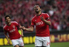 2014-04-24 Europa League semifinal, first leg, soccer match between Benfica and Juventus Thursday, April 24 2014, at Benfica's Luz stadium in Lisbon. (3500×2422)