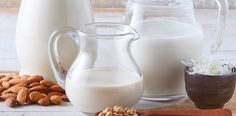 Tenemos para ti la receta para hace una deliciosa Leche de Almendras con Thermomix ®, prepárala ya! Bowl Set, Glass Of Milk, Detox, Healthy, Blog, Gluten, Gourmet Recipes, Slushies, Vegetarian Recipes