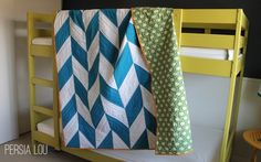Herringbone Quilts Part Two by Persia Lou