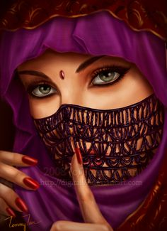 Beautiful eyes with Hijab Beautiful Hijab, Beautiful Eyes, Arabic Eyes, Arabian Women, Indian Art Paintings, Belly Dancers, Pretty Eyes, Portrait, Female Art