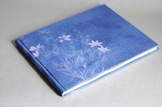 NatalieAsis - Dyed Linen Guest Book