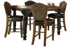 North shore dining chair at ashley furniture in Ashley furniture rowley creek bedroom