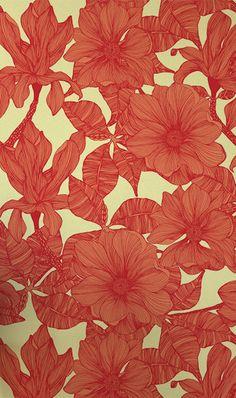Magnolia, Wallpaper