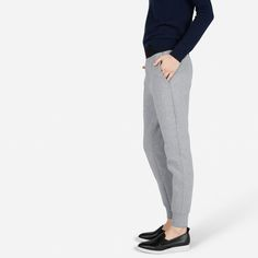 The Street Fleece Pant - Everlane