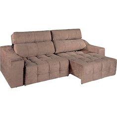 [SUBAPP] Sofa Reclinavel orb - 2,50m - R$ 1.619,91 em 10x R$ 1.460,00 boleto