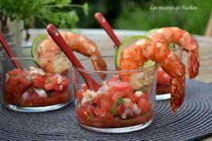 Cheers, Saveur, Entrees, Shrimp, Appetizers, Vegan, Cooking, Desserts, Food