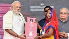 44,000 Gas Connection will Distribute in Dhanbad by March 2017 under PMUY